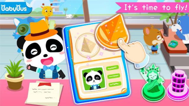 Baby Panda's Airport screenshot 7