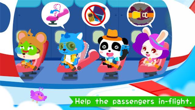 Baby Panda's Airport screenshot 9