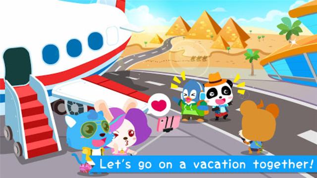 Baby Panda's Airport screenshot 17