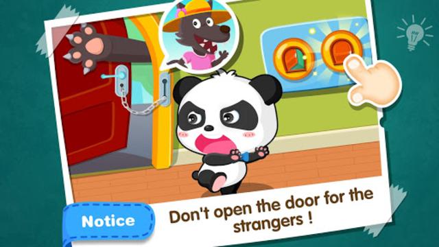 Baby Panda Home Safety screenshot 3