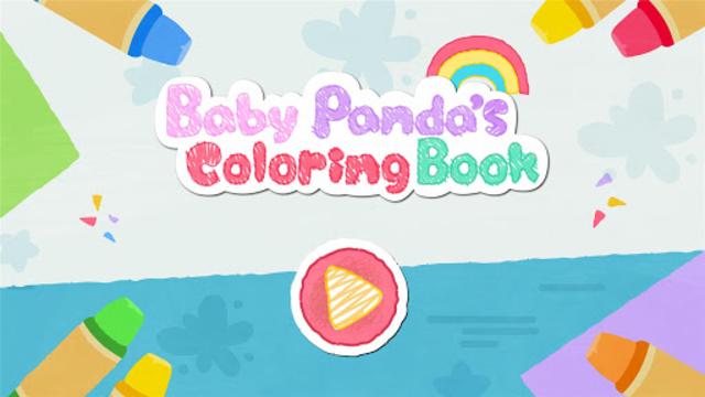 Baby Panda's Coloring Book screenshot 12
