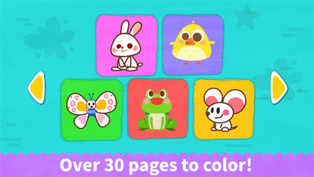 Baby Panda's Coloring Book screenshot 17