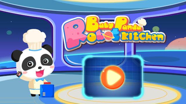Little Panda's Space Kitchen - Kids Cooking screenshot 6