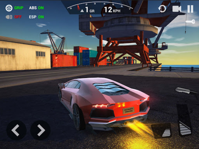 Ultimate Car Driving Simulator screenshot 22