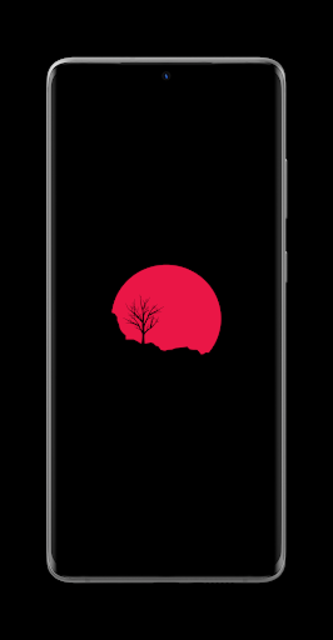 AMOLED Wallpapers - Pitch Black & Dark Backgrounds screenshot 4