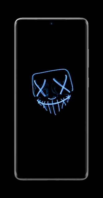AMOLED Wallpapers - Pitch Black & Dark Backgrounds screenshot 8