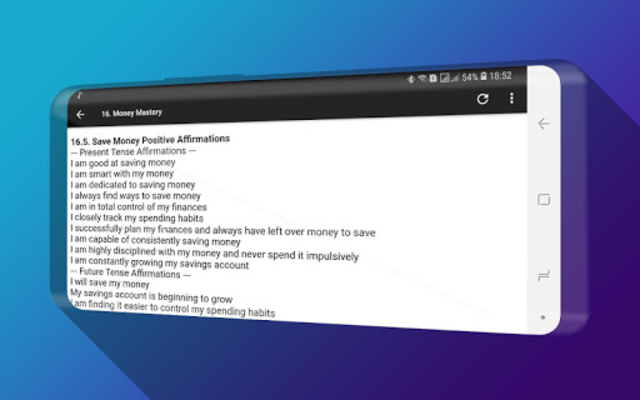 Positive Affirmations Pro - No Ads screenshot 6