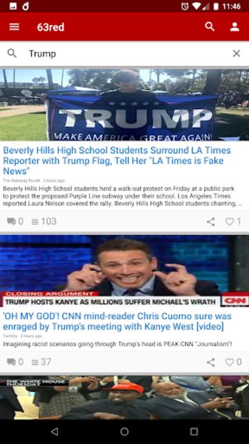 63red News screenshot 3