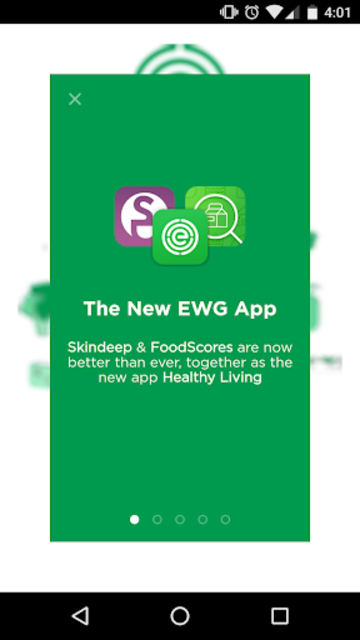 EWG's Healthy Living screenshot 5