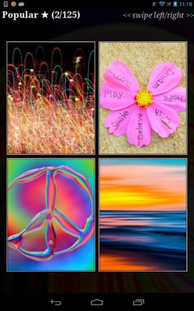 Wallpapers HD - Free Backgrounds & Wallpaper Maker screenshot 5