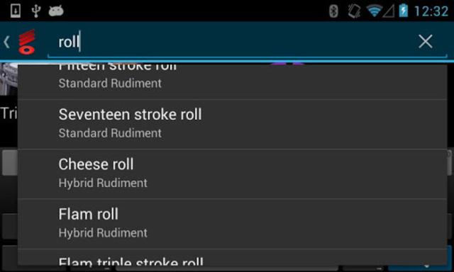 Rude Practice Pad - Drum Rudiments and Exercises screenshot 3