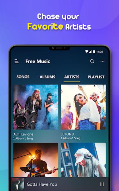 Free Music - Music Player, MP3 Player screenshot 11