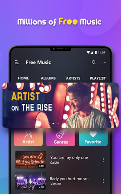 Free Music - Music Player, MP3 Player screenshot 13