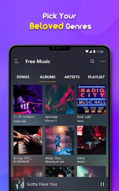Free Music - Music Player, MP3 Player screenshot 23