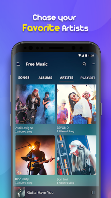Free Music - Music Player, MP3 Player screenshot 11