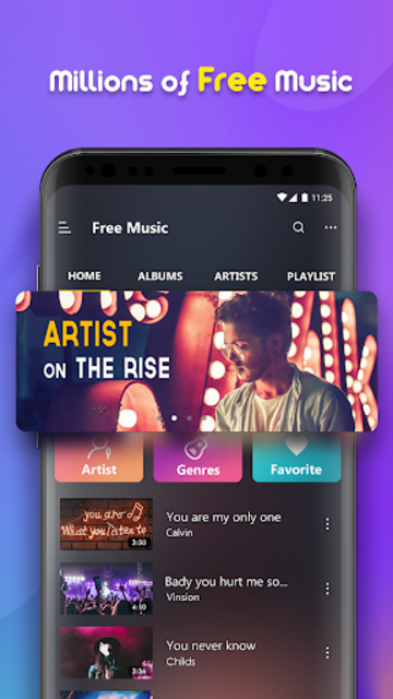 Free Music - Music Player, MP3 Player screenshot 17