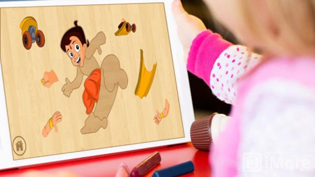 Kids Puzzles - Wooden Jigsaw screenshot 3