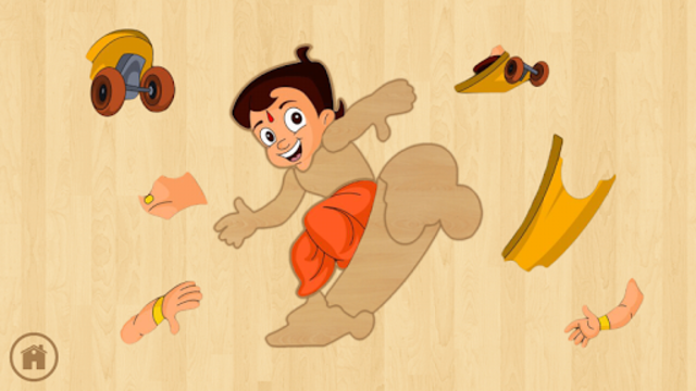 Kids Puzzles - Wooden Jigsaw screenshot 8