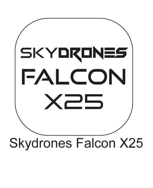 Skydrones Falcon X25 screenshot 1