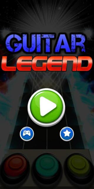 Slash Guitar Legend - Hero of Rock screenshot 1