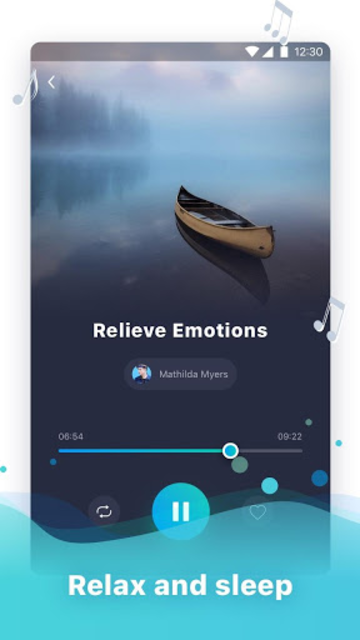 Sleep - Hypnosis & Bedtime Story & Meditation screenshot 2