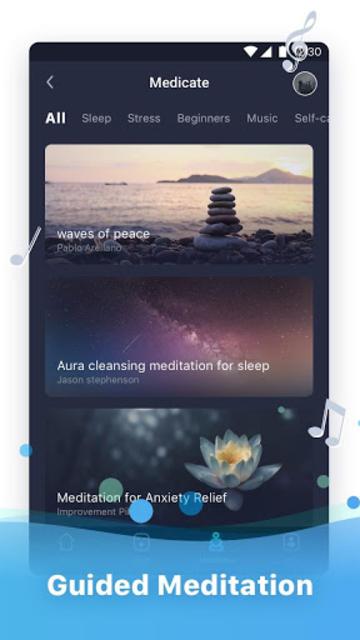 Sleep - Hypnosis & Bedtime Story & Meditation screenshot 5