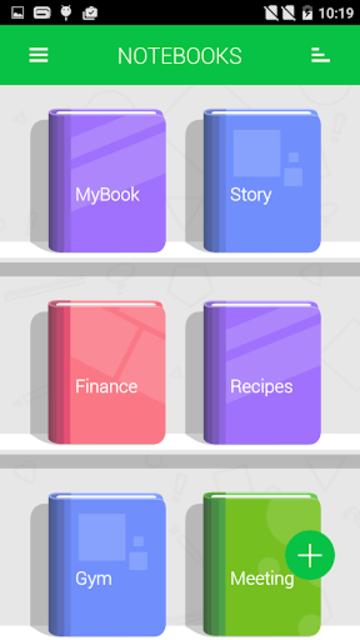 Notebooks Pro screenshot 9