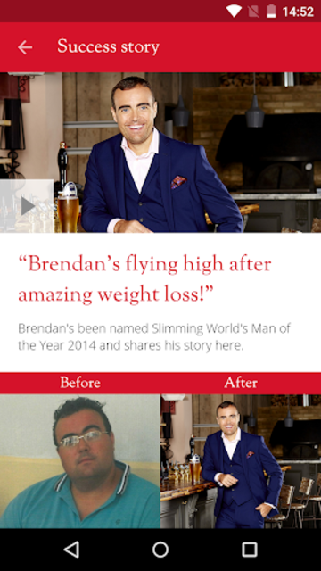 Slimming World Group screenshot 5