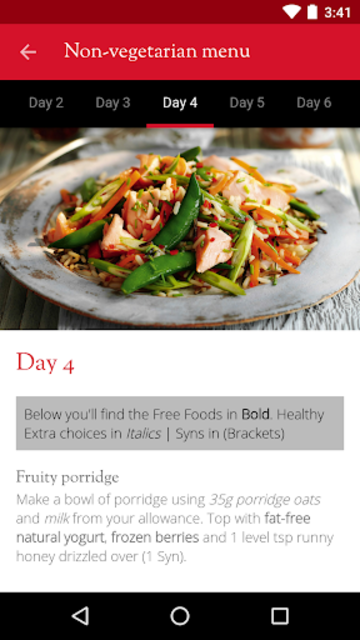 Slimming World Group screenshot 6