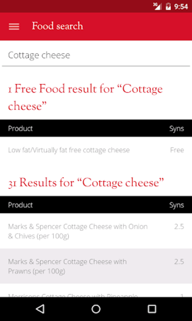 Slimming World Group screenshot 7