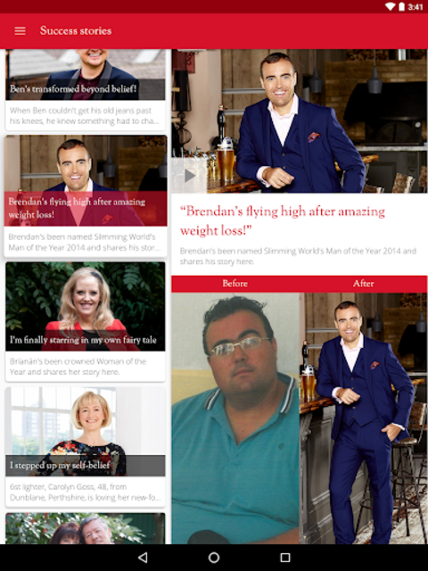 Slimming World Group screenshot 12