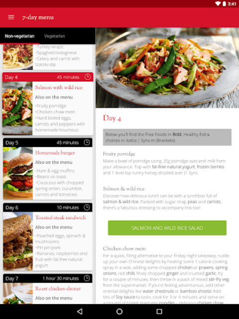 Slimming World Group screenshot 13