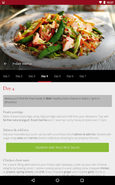 Slimming World Group screenshot 20
