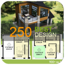 Icon for 250 small house plans