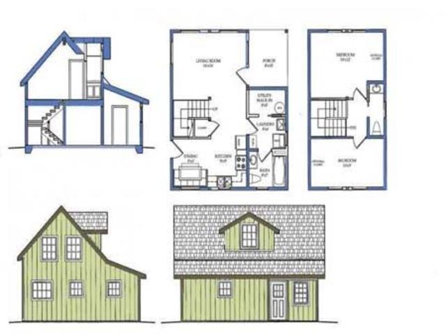 250 small house plans screenshot 4