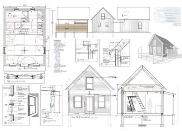 250 small house plans screenshot 5