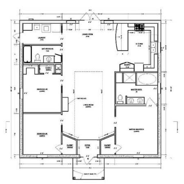 250 small house plans screenshot 6