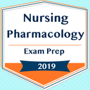 Icon for Nursing Pharmacology Test Review & Exam Flashcards