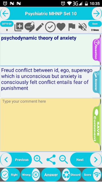 ANCC Psychiatric Mental Health Nurse Practitioner screenshot 7