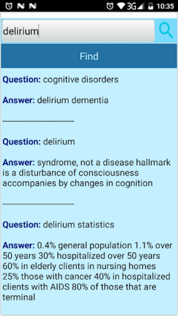 ANCC Psychiatric Mental Health Nurse Practitioner screenshot 8