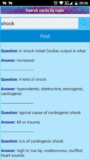 CEN Emergency Nurse Exam Review Flashcards & MCQs screenshot 4