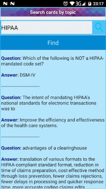 MBCC Medical Billing & Coding Exam Ultimate Review screenshot 5