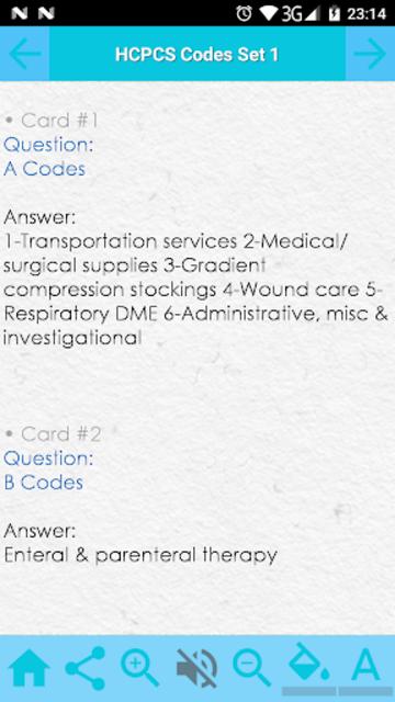 MBCC Medical Billing & Coding Exam Ultimate Review screenshot 8