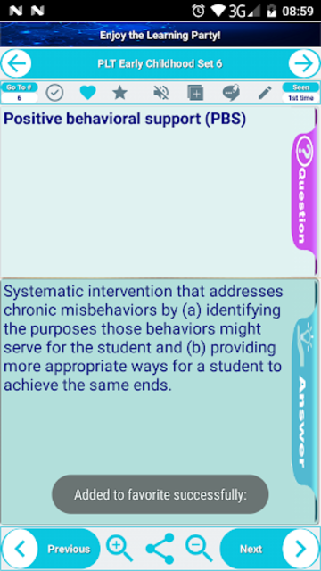 About: Praxis II Principles of Learning & Teaching PLT