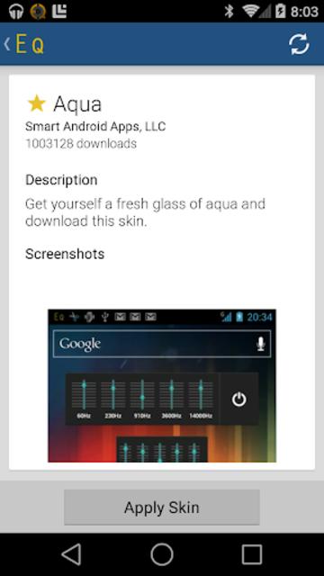 Equalizer screenshot 5