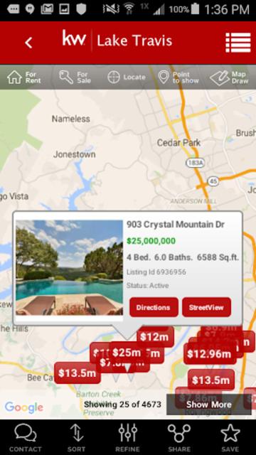 Keller Williams Real Estate screenshot 3