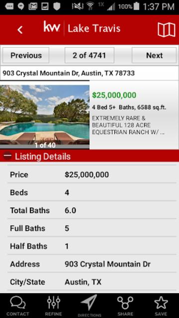 Keller Williams Real Estate screenshot 4