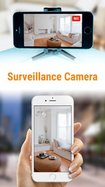 Smartfrog Home Security Camera screenshot 1