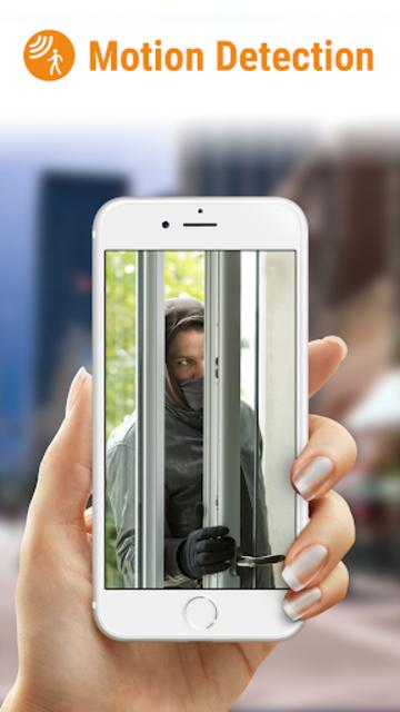 Smartfrog Home Security Camera screenshot 4