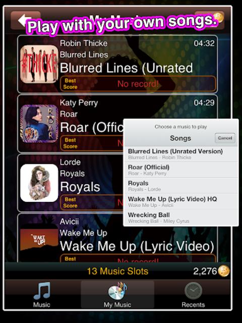 TunesHolic screenshot 7